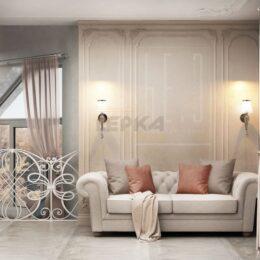 Лепнина В Частном Доме Зеркала На Стенах Фото