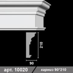 Карниз 90*210*1000