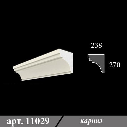 Карниз Из Пенопласта 238Х270Х1000