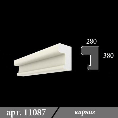 Карниз Из Пенопласта 280Х380Х1000
