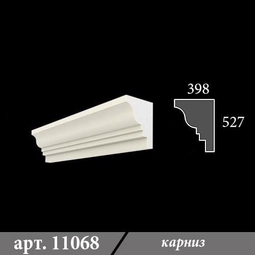 Карниз из пенопласта 398х527х1000
