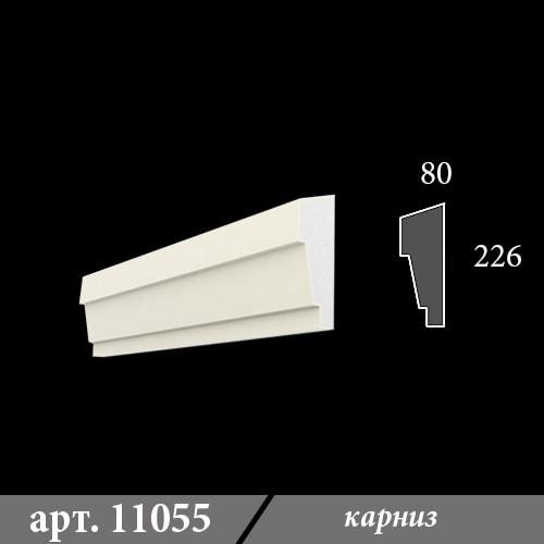Карниз из пенопласта 80х226х1000