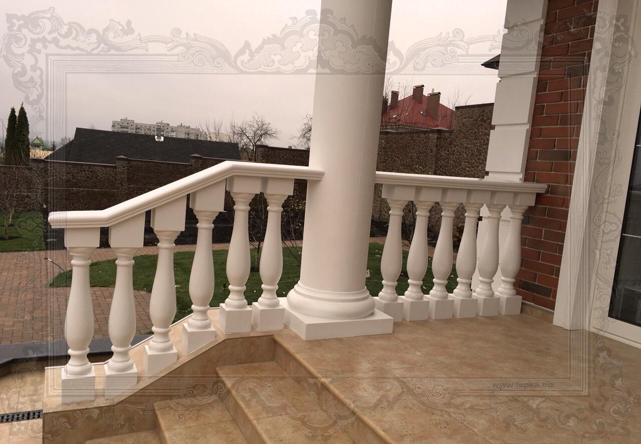 balustrada pod kluz cena dnepr