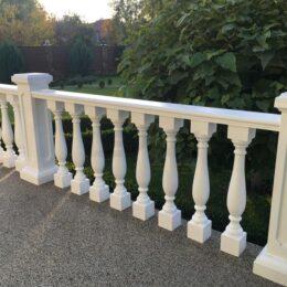 balyasiny balyustrada foto varianty katalog na balkon terrasu katalog ukraina i025