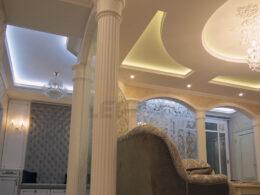 Гипсовые колонны с капителью фото