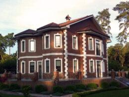 Fasadnyy Polimerbetona