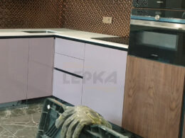 Столешница на кухню из натурального камня под заказ