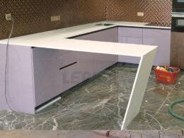 Столешница на кухню из натурального камня под заказ Киев