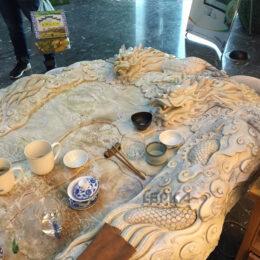 Стол Чайных Церемоний Чабань Фото