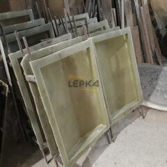 Формы для бетонных крышек под заказ