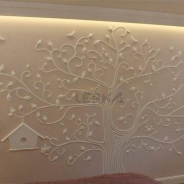Панно Дерево На Стене Фото