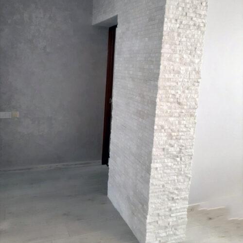 Облицовка стены