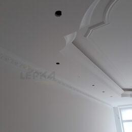 Гипсовый потолок под заказ Киев фото