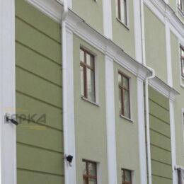 Фасадный Декор Из Пенопласта Готово