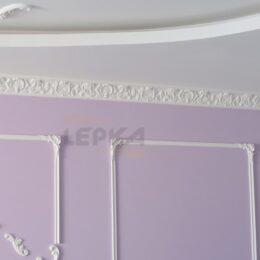 Покраска Стены И Декоративного Зеркала
