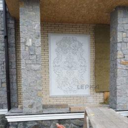 Установка Фасадного Декора Из Полимербетона Фото Картинки Киев